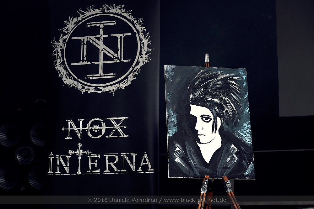 Black-Cat-Net - Live: Nox Interna - Nocturnal Culture Night 13